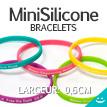 banglemove mini silicone elastique bracelets polsbandjes