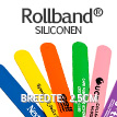 banglemove silicone rollband slap bracelets polsbandjes